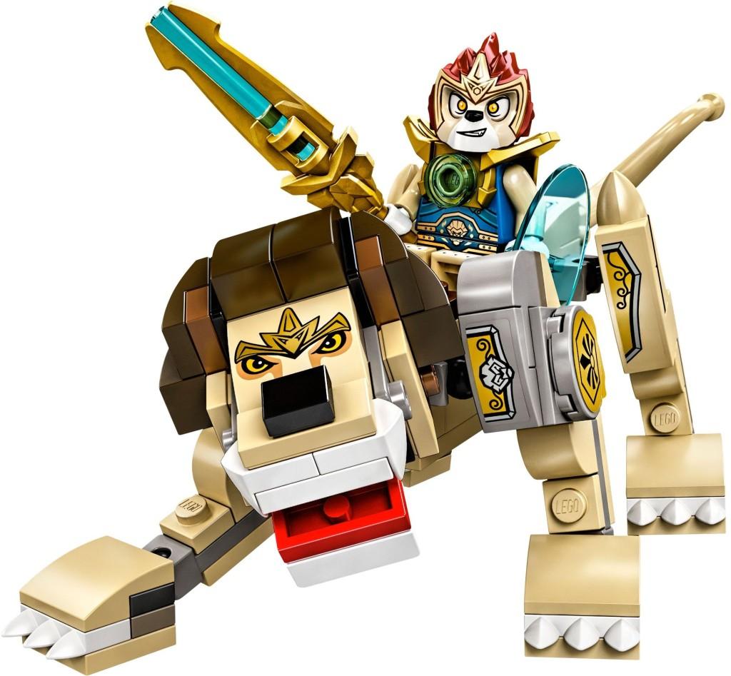 70123-1 Lion Legend Beast