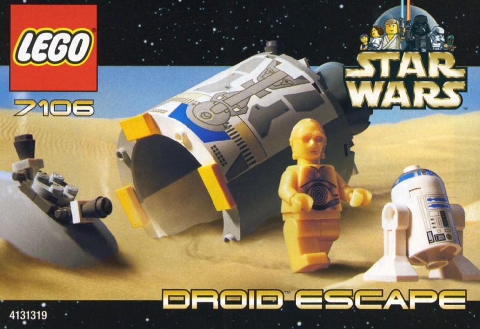 7106-1 Droid Escape