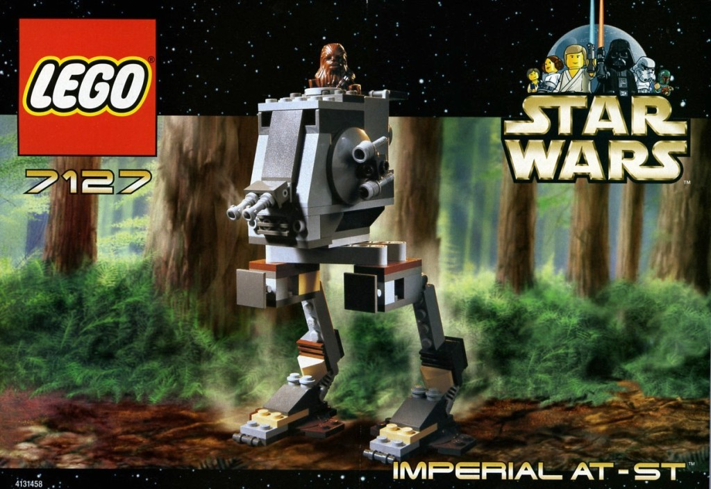 7127-1 Imperial AT-ST