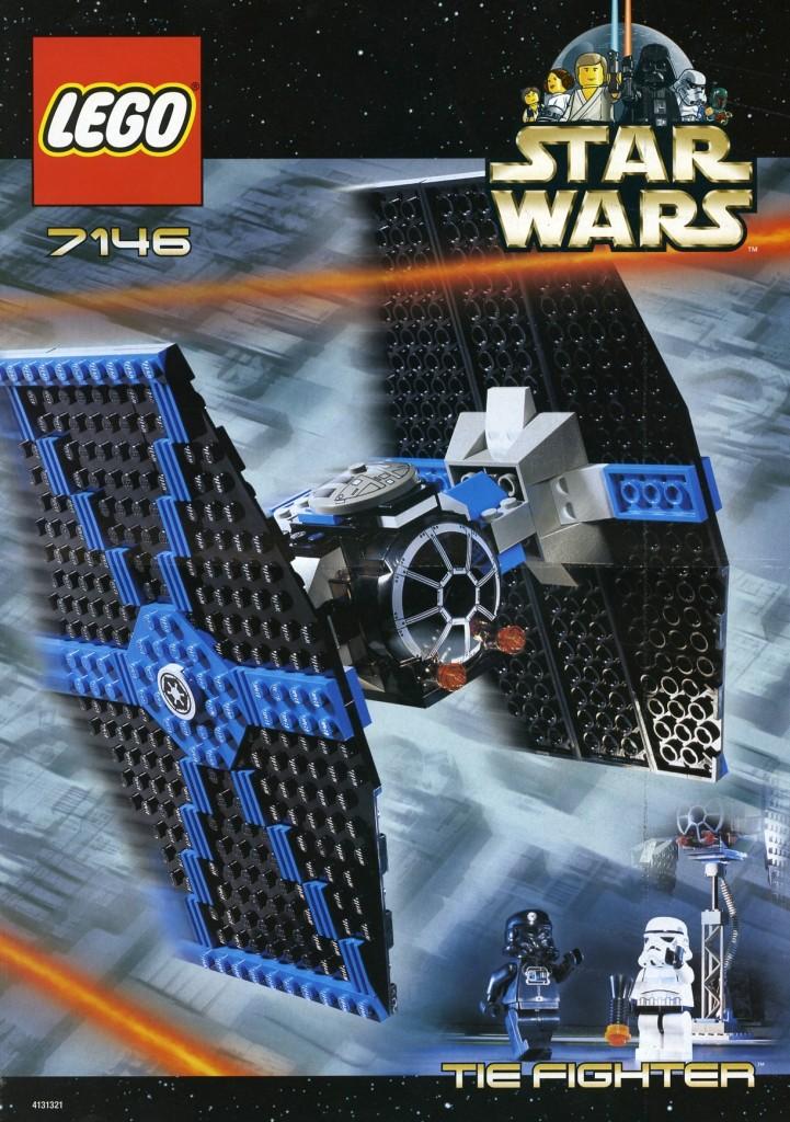 7146-1 TIE Fighter