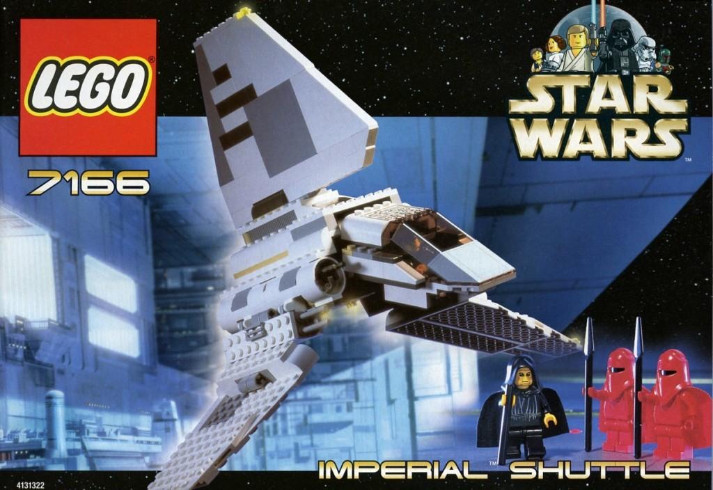 7166-1 Imperial Shuttle