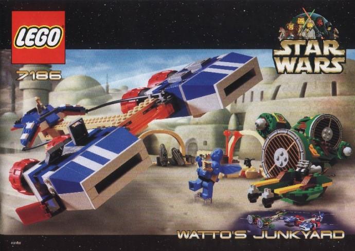 7186-1 Wattos Junkyard