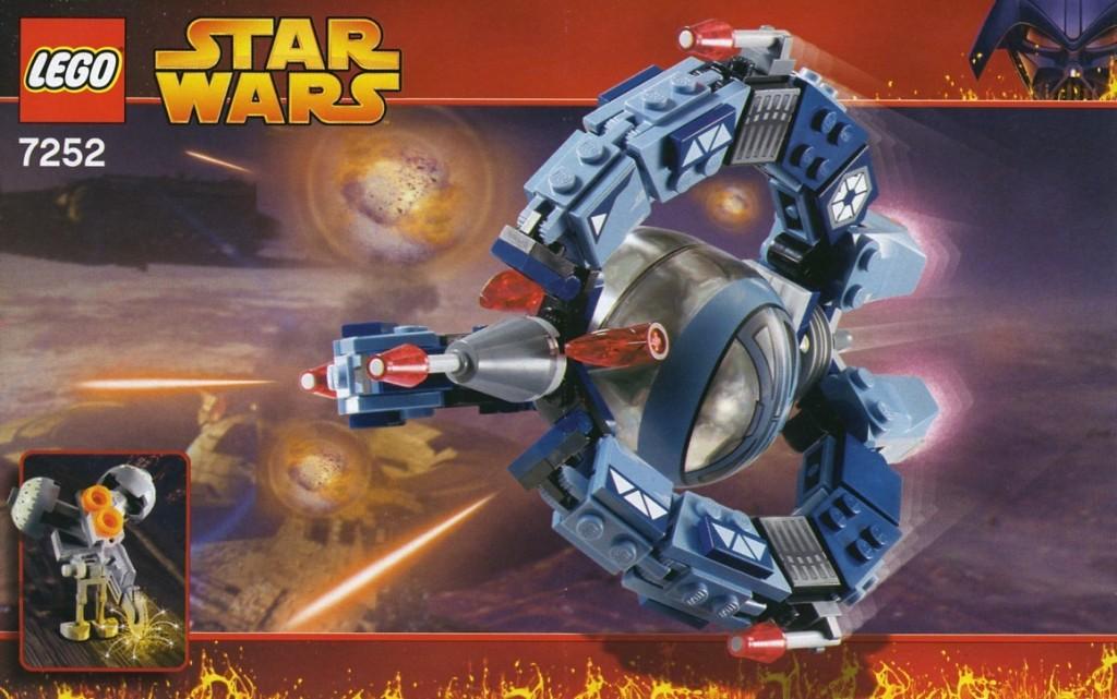 7252-1 Droid Tri-Fighter