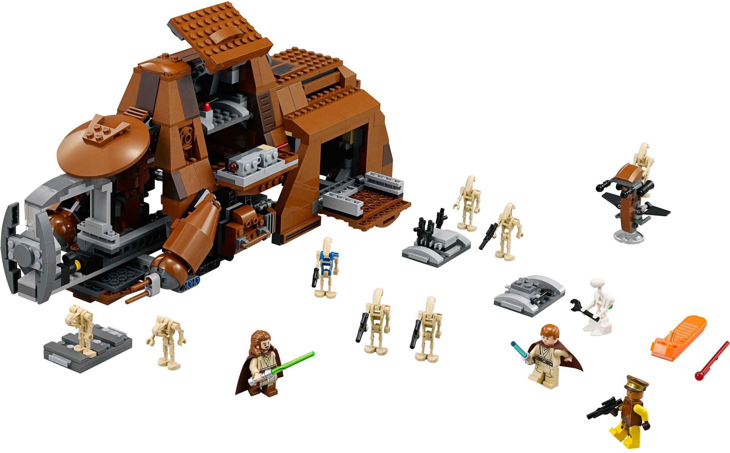 Lego Star Wars Droiden