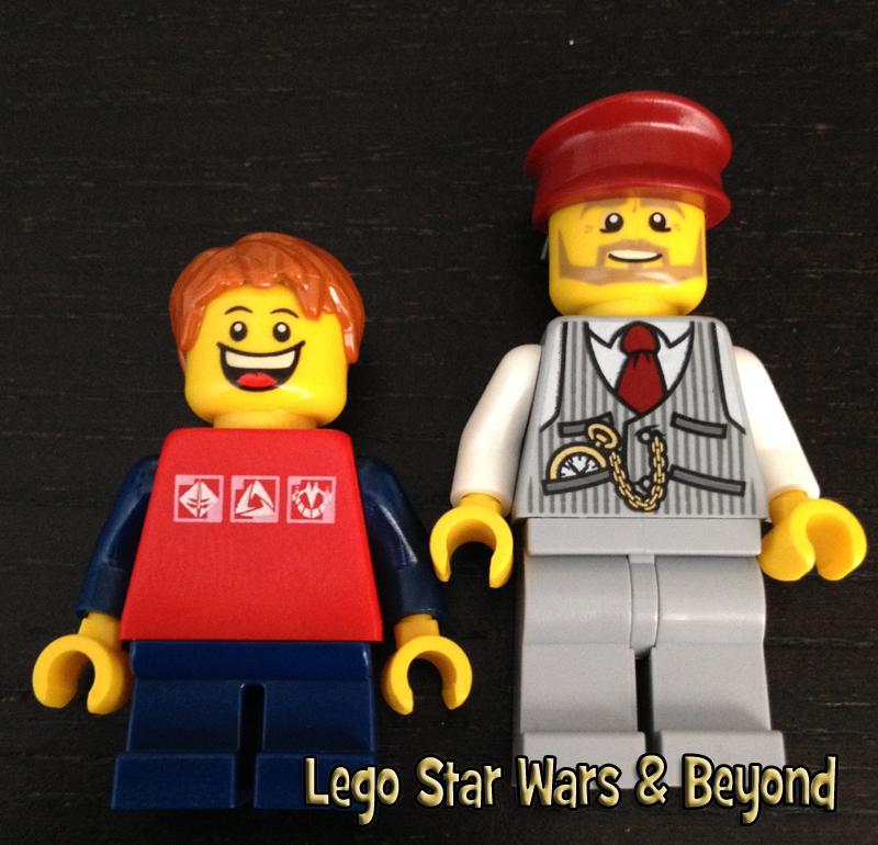 Lego Creator Balloon Cart 40108 | Lego Star Wars & Beyond