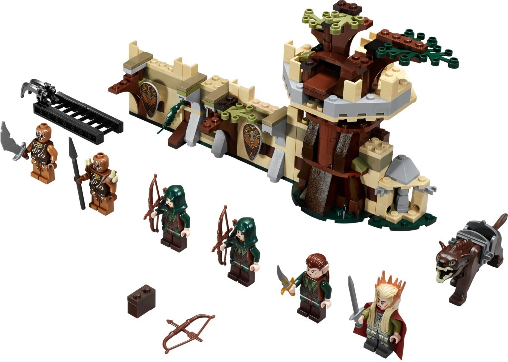 79012-1 Mirkwood Elf Army