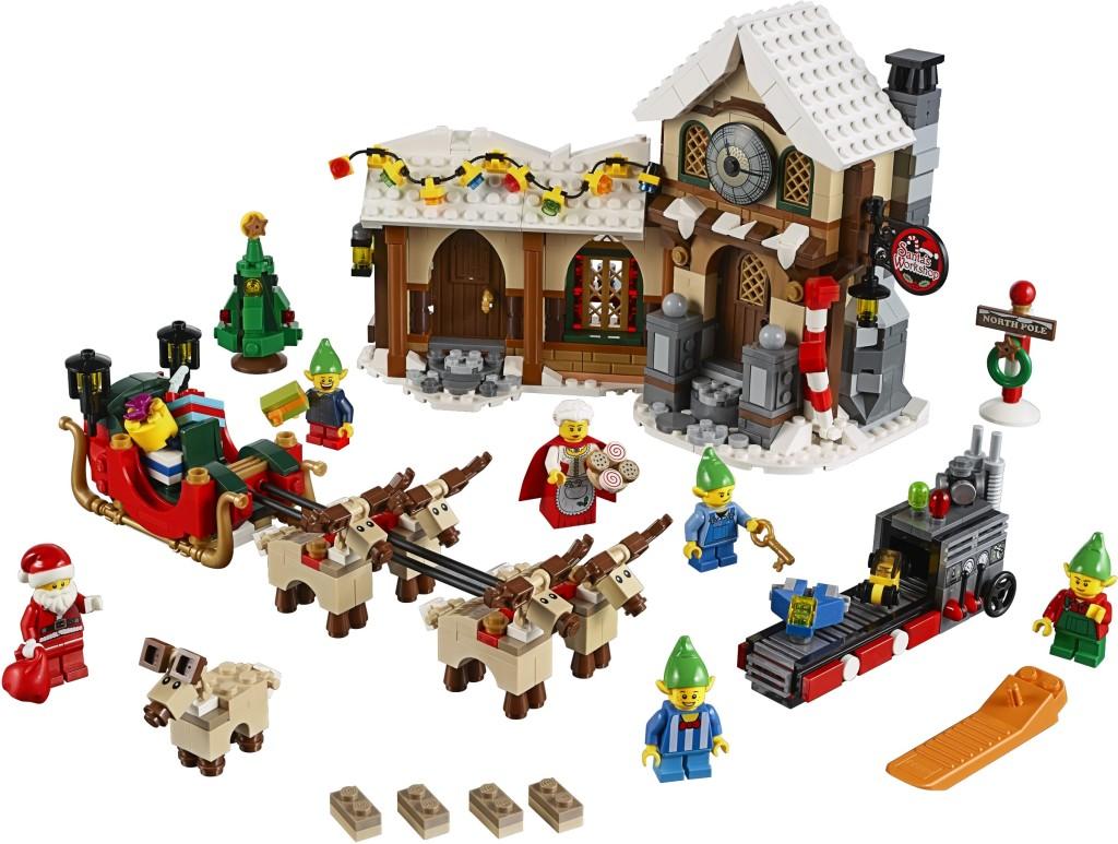 10245-1 Santas Workshop