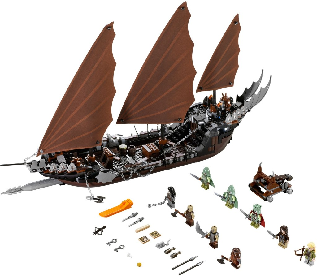 79008-1 Pirate Ship Ambush