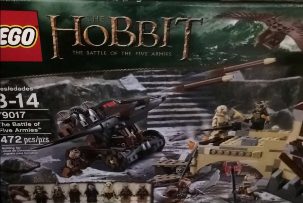 79017-1 The Battle of the Five Armies
